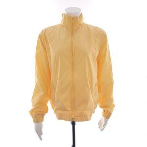 Tommy Hilfiger Golf Women's Yellow Full Zip Jacket